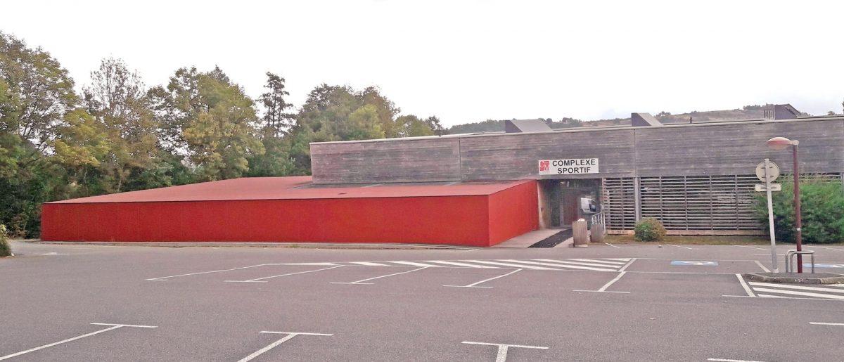 Complexe sportif de Saint-Christophe-Vallon