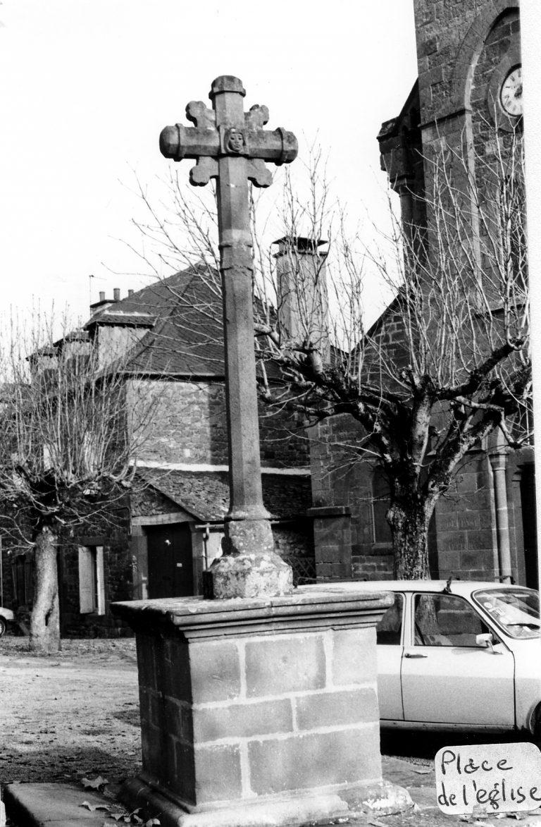 Place église