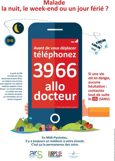 3966 allo docteur